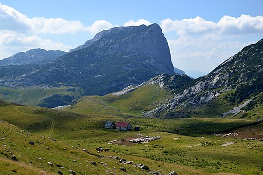 Durmitor mountains (by Pudelek) 01