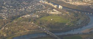 Duthie Park - Duthie Park from the Air