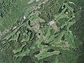 Dynasty Golf Club Kitahiroshima, Kitahiroshima Hokkaido Aerial photograph.2008.jpg