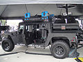 E3 2011 - Alienware Hummer in tent outside of West Hall (5830556247).jpg