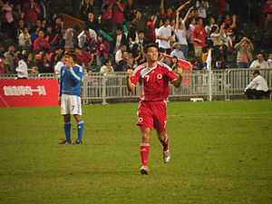 Hong Kong national football team - Chan Siu Ki is the top goalscorer in the history of Hong Kong, with 37 goals.