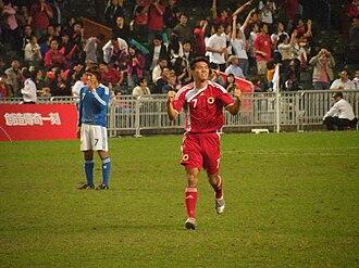 Hong Kong national football team - Chan Siu Ki is the top goalscorer in the history of Hong Kong, with 37 goals.