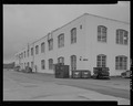 EAST SIDE, NORTHEAST CORNER - Torpedo Assembly Shop, Second and H Streets, Keyport, Kitsap County, WA HABS WA-264-5.tif