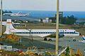 EC-BSQ DC-7C AENA (Spanish Apts Auth) LPA 27OCT94 (5575613824).jpg