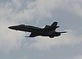 EF-18 Hornet - Jornada de puertas abiertas del aeródromo militar de Lavacolla - 2018 - 22.jpg