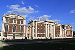 EH1211426 Royal Naval College South West Building King William's Quarter 02.JPG