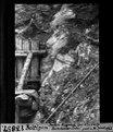 ETH-BIB-Boltigen, Stollen-Ausgang zur Klusalp, Rutschkarnische-Dia 247-13857.tif