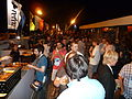 Early Comers Party - Tiltan Roof P1040014.JPG