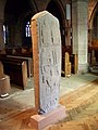 Early Scottish Cross, Brechin Cathedral - geograph.org.uk - 828244.jpg