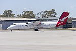 Eastern Australia Airlines (VH-SCE) de Havilland Canada DHC-8-315Q at Wagga Wagga Airport.jpg