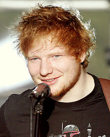 Edward Christopher Sheeran, MBE