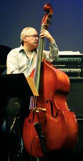 Eddie Gómez Puerto Rican bassist
