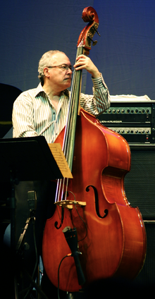 Gómez on tour with Chick Corea, May 2010, Santiago, Chile