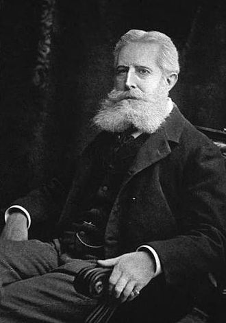 Edmund Clarence Stedman - Edmund Clarence Stedman, 1897
