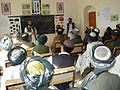Education in Oruzgan province in Afghanistan. 2008. Photo- Jacob Simpson MACCA (10694196495).jpg