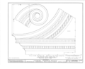 Edward Dexter House, 72 Waterman Street (moved from George Street), Providence, Providence County, RI HABS RI,4-PROV,23- (sheet 13 of 53).png