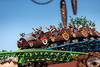 Max & Moritz (roller coaster)