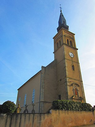 Comment aller à Puttelange-lès-Thionville en transport en commun - A propos de cet endroit