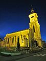 Eglise Thiaucourt nuit.JPG