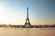 tourism in paris wikipedia