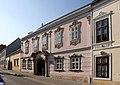 Eisenstadt - Bürgerhaus, Joseph Haydn-Gasse 17.JPG