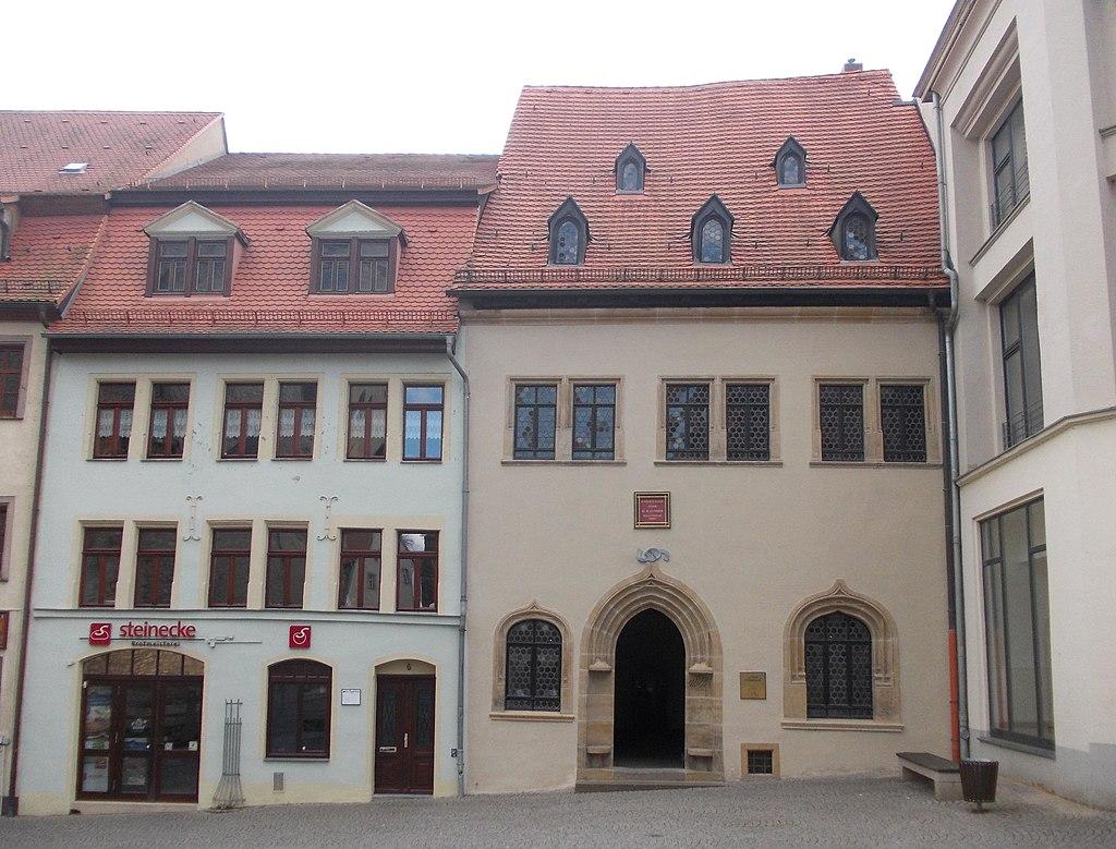Luthers Sterbehaus in Eisleben (Luthergedenkstätten in Eisleben und Wittenberg)
