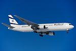 El Al Boeing 767-300 4X-EAK (8505841118).jpg