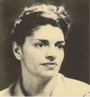 Eleanor Vadala American chemist, materials engineer and balloonist