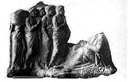 Eleusis - Agelastos petra