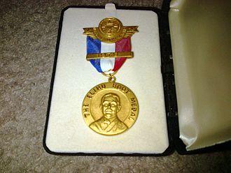 Elihu Root - Elihu Root Gold Medal
