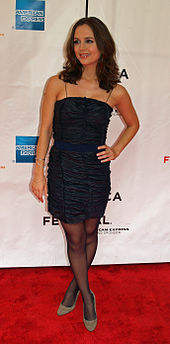 Dushku at Tribeca Film Festival (2007)