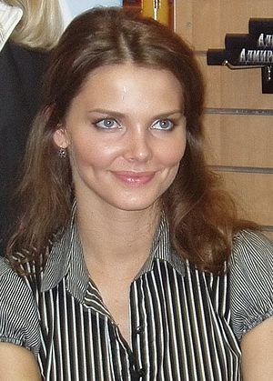 Elizaveta Boyarskaya - Elizaveta Boyarskaya in 2008