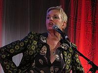 Ellen Foley, 2014.JPG