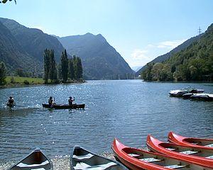 La Guingueta d'Àneu - Reservoir of la Torrassa