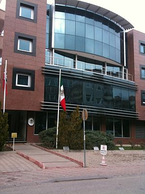 Mexico–Turkey relations - Embassy of Mexico in Ankara
