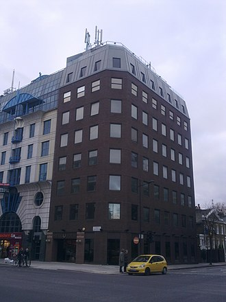 Embassy of Romania, London - Image: Embassy of Paraguay in London 1
