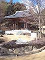 Engyô-ji Temple - Bell tower.jpg