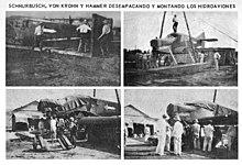 Ensamble Junkers F 13