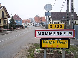 Mommenheim – Panorama