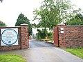 "Entrance to ""The Secret Garden"", Eden Villa Park. Bachelors Walk - geograph.org.uk - 512111.jpg"