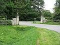 Entrance to Borde Hill Gardens - geograph.org.uk - 1470997.jpg