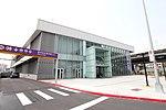 Entrance to underground parking near Taipei Main Station of the Taoyuan Metro.jpg