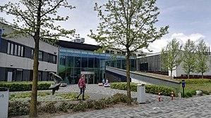 Christelijke Hogeschool Ede - Image: Entree, CHE