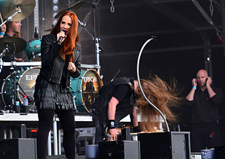 Epica (band) Dutch symphonic metal band