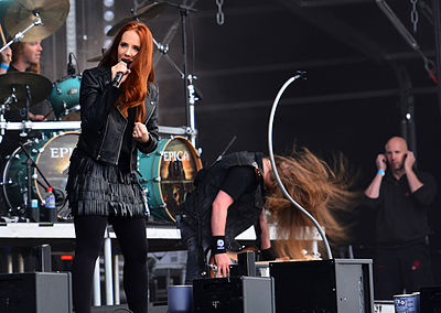 Picture of a band or musician: Epica