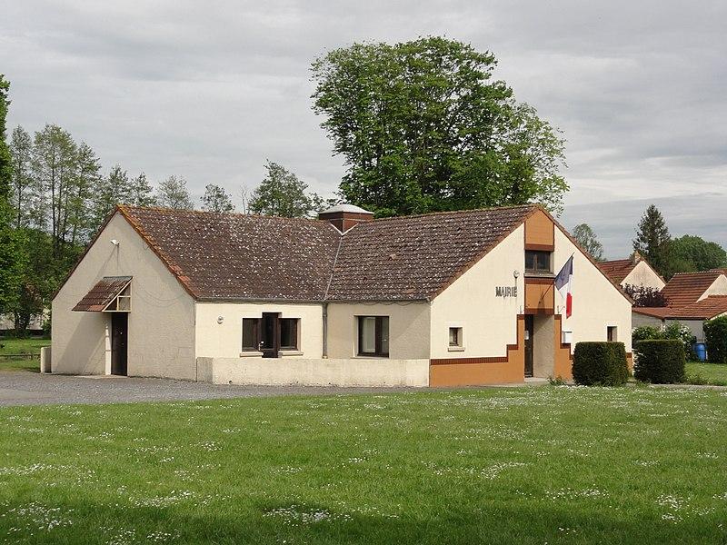 Eppes (Aisne) mairie