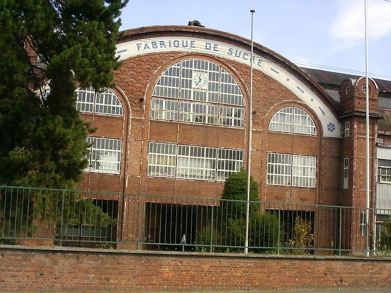 Eppeville, suikerfabriek