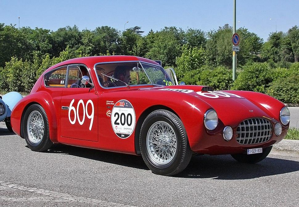 Ermini 1100 Berlinetta Motto - MM 2014 - (14013102437)