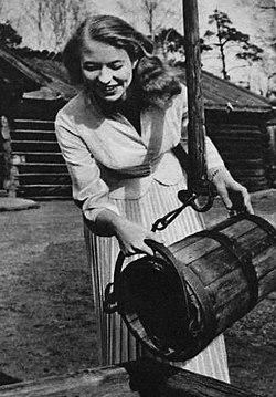 Erna Groth 1954