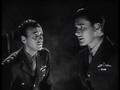 Errol Flynn and David Niven in The Dawn Patrol (1938 film) 02.png